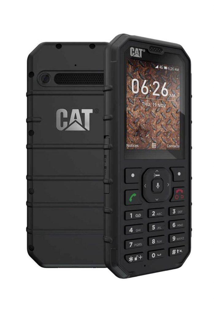 Telefono Da Lavoro Cat B35 Impermeabile Antiurto