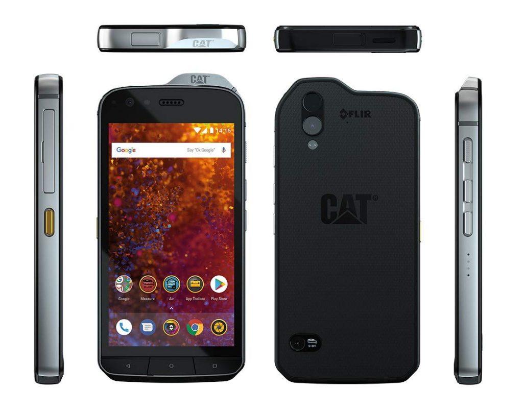 Cat S61 Recensione Scheda Tecnica E Prezzo Smartphone Rugged