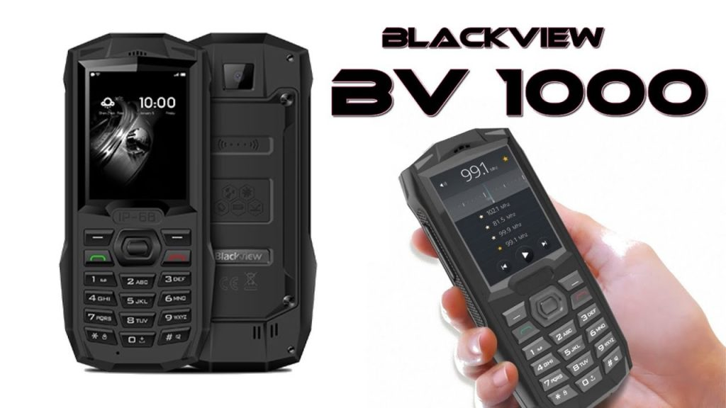 Blackview BV1000
