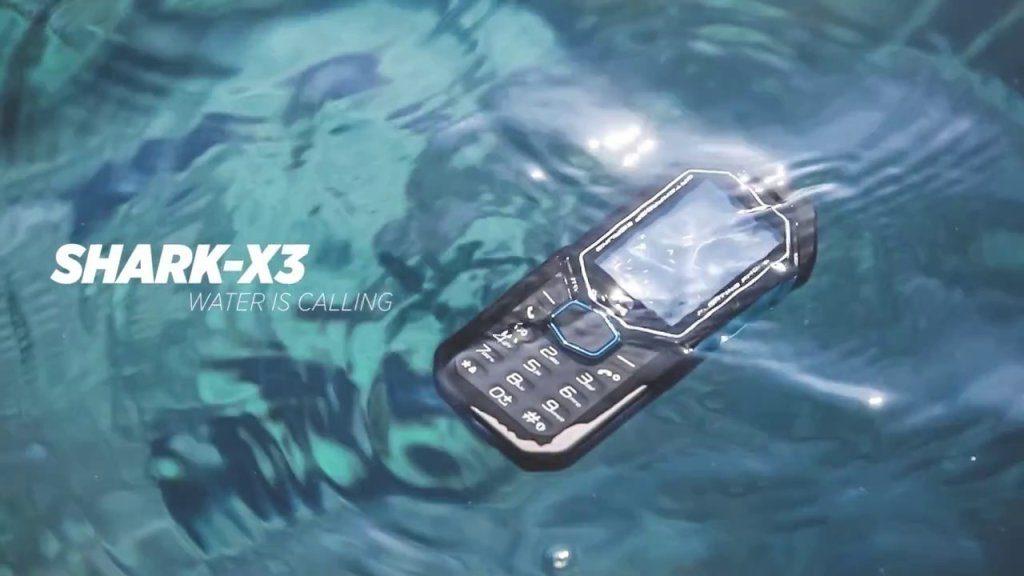 Crosscall Shark X3